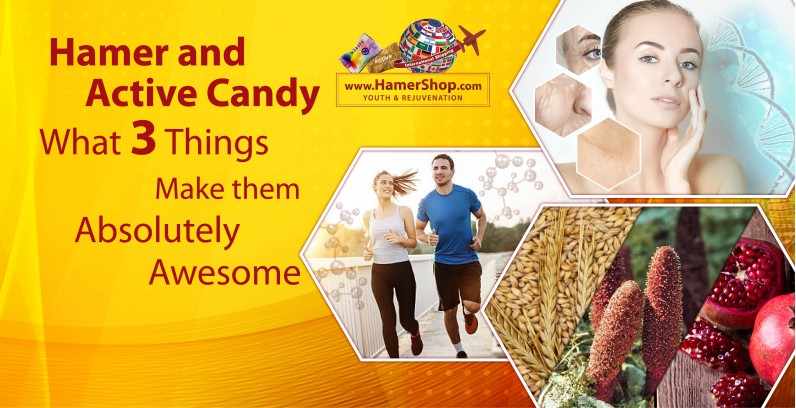 Hamer and Active Candy: What 3 Things Make them Absolutely Awesome?