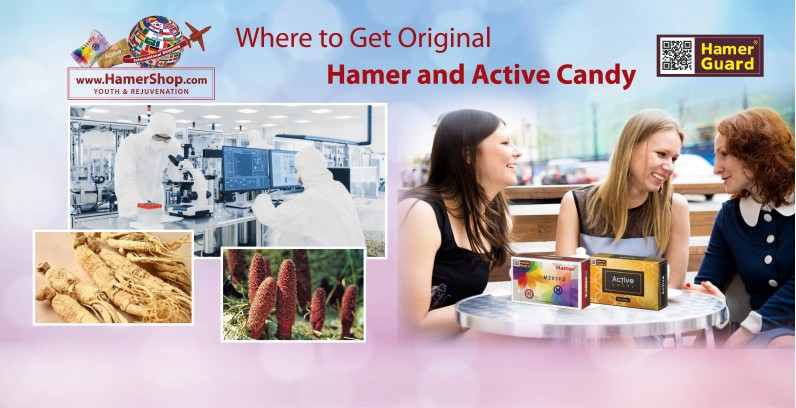 Hamer & Active Candy: How to Know the Best Place to Buy Originals?