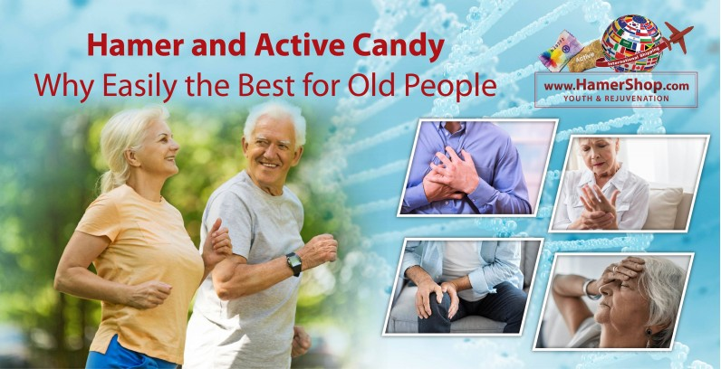Hamer and Active Candy: Why Easily the Best for Old People?