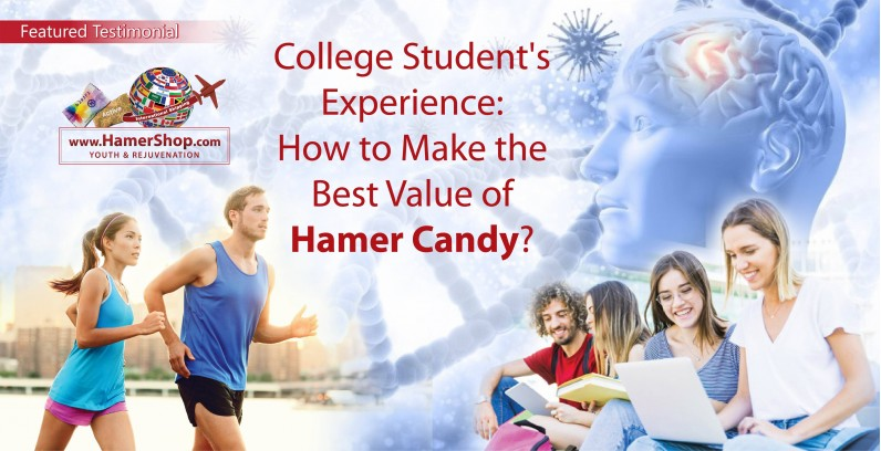 College Student's Experience: How to Make the Best Value of Hamer Candy?