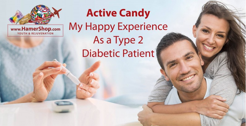 Active Candy: My Happy Experience As a Type 2 Diabetic Patient