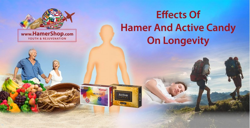 What Effects Exciting Hamer & Active Candy have on Longevity?
