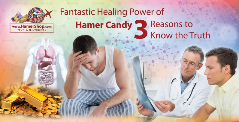 Fantastic Healing Power of Hamer Candy - 3 Reasons to Know the Truth