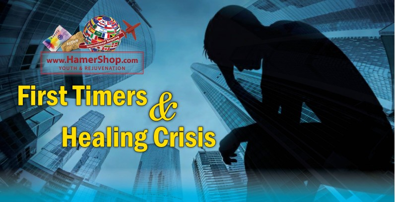 Healing Crisis: How to Easily Handle for Hamer First Timers?