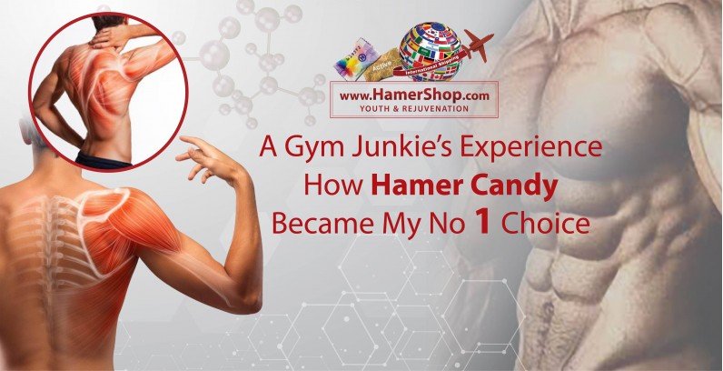 A Gym Junkie's Experience: How Hamer Candy Became My No 1 Choice