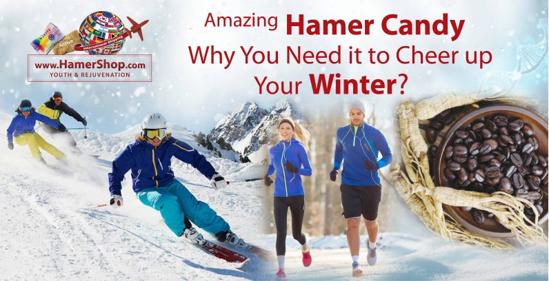 Amazing Hamer Candy: Why You Need it to Cheer up Your Winter?