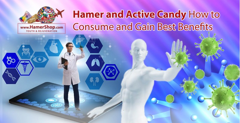 Hamer and Active Candy: How to Consume and Gain Best Benefits?
