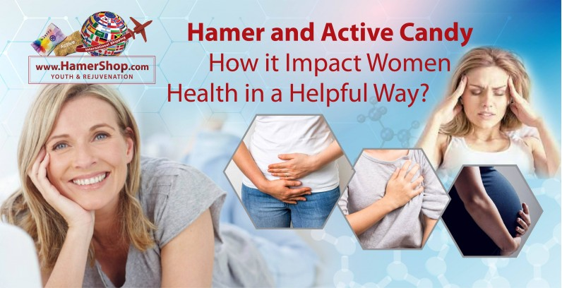Hamer and Active Candy: How it Impact Women Health in a Helpful Way?