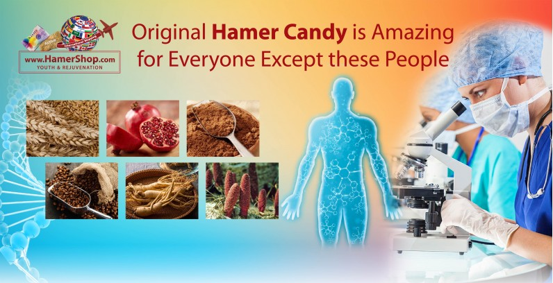 Original Hamer Candy is Amazing for Everyone Except these People