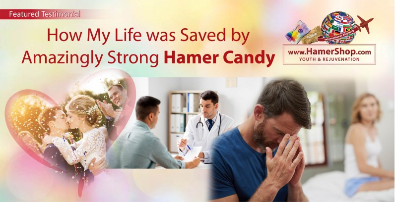 How My Life was Saved by Amazingly Strong Hamer Candy