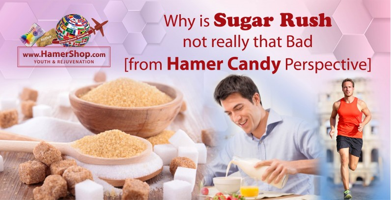 Why is Sugar Rush not really that Bad [from Hamer Candy Perspective]