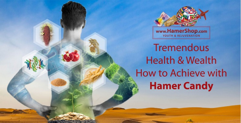 Tremendous Health & Wealth: How to Achieve with Hamer Candy?