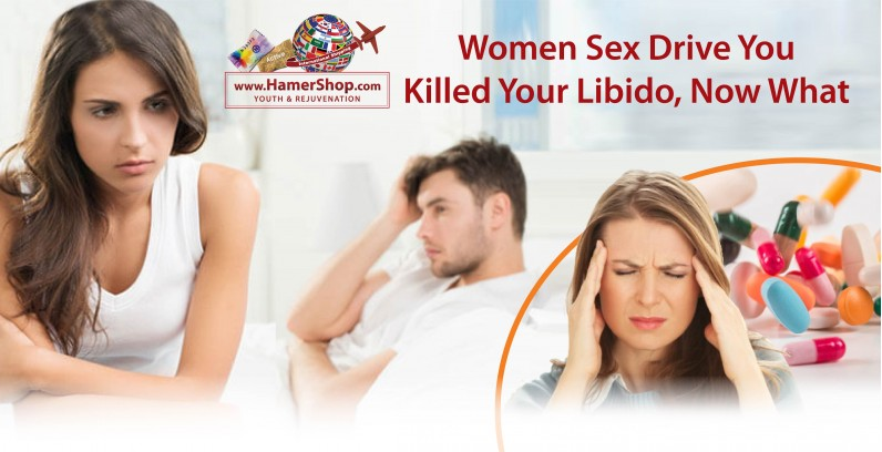 Women Sex Drive: You Killed Your Libido, Now What?